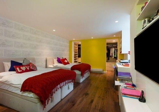 Coole Zimmer Ideen für Jugendliche - fresHouse - zimmer malen ideen