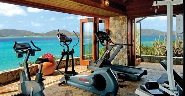Beautiful Design Ideen Tipps Fitnessstudio Hause Photos - Amazing