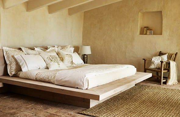 Schlafzimmer einrichten mit Zara Home - fresHouse - schlafzimmer einrichten holz