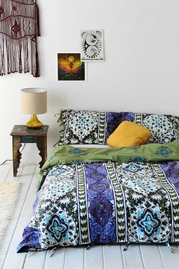 50 Schlafzimmer Ideen im Boho Stil - fresHouse - 50 schlafzimmer ideen im boho stil