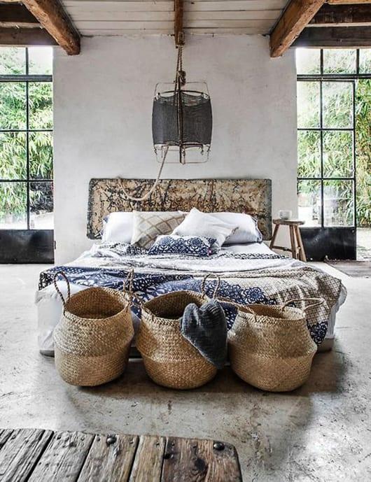 50-schlafzimmer-ideen-im-boho-stil_schlafzimmer-einrichten-mit - 50 schlafzimmer ideen im boho stil