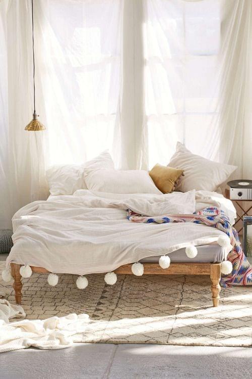 Depumpink Ideen Zum Wand Streichen - 50 schlafzimmer ideen im boho stil