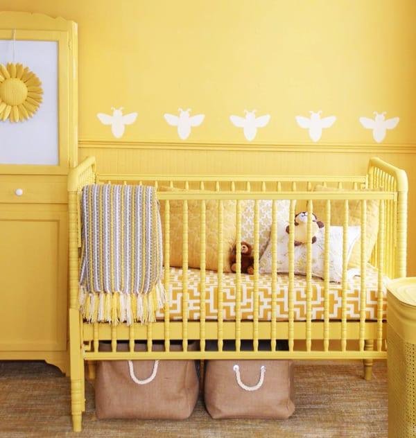 Renovieren - Streich Ideen und Streichen Tipps - fresHouse - idee kinderzimmer streichen