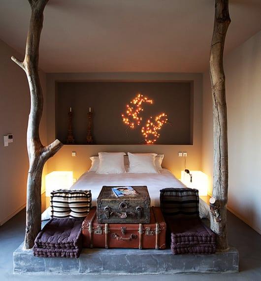 Chestha Schlafzimmer Idee Gemütlich - gestaltung schlafzimmer ideen