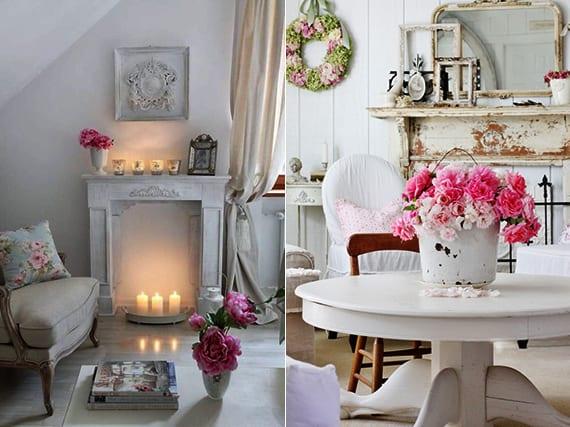 Stunning Wohnzimmer Deko Vintage Photos - House Design Ideas - wohnzimmer deko ideen