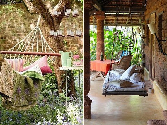 Mein schöner Garten im Boho Style - fresHouse - schoner garten bilder