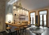 Die komfortable Wohnkche in der kleinen Wohnung - fresHouse
