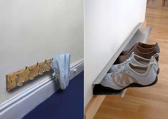 Wie kann man Schuhregal selber bauen? - fresHouse - wohnideen zum selber bauen