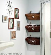 Cool Diy Bathroom Wall Art Decor Ideas For Diy Wall Art ...