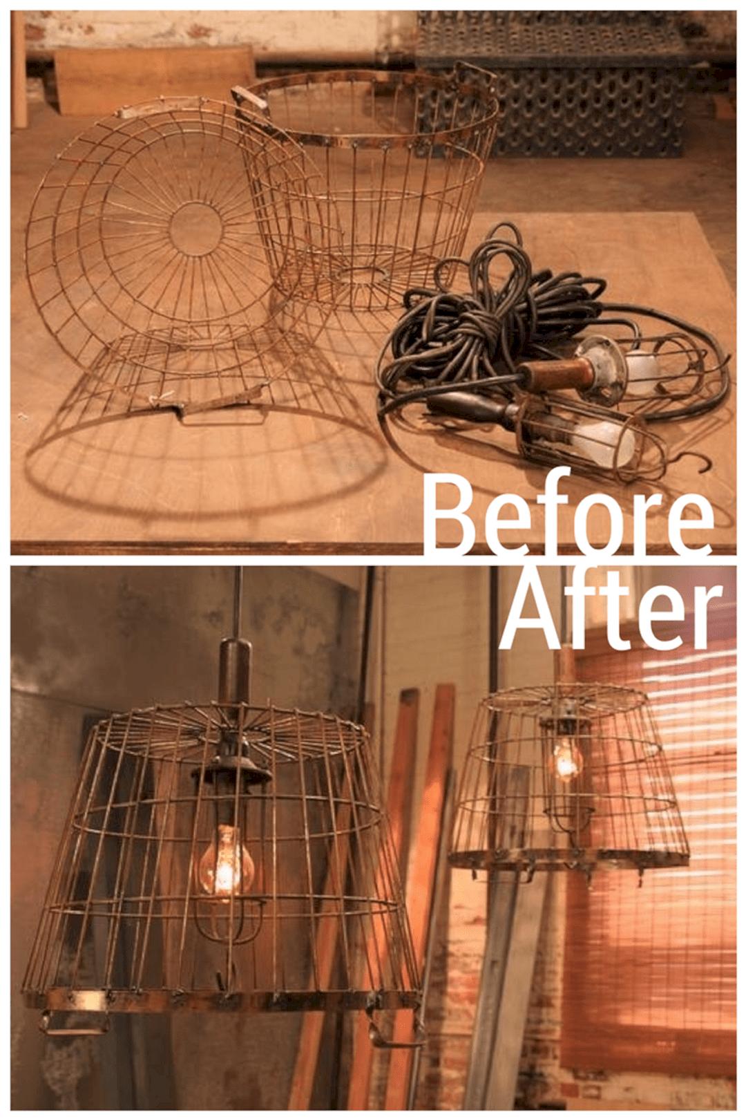 Basket Pendant Light Fixtures (Basket Pendant Light