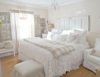 White Shabby Chic Bedroom Ideas (White Shabby Chic Bedroom ...