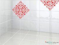 Bathroom Tile Decal Sticker (Bathroom Tile Decal Sticker ...