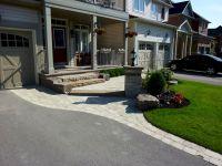Front Driveway Entrance Landscape Designs (Front Driveway