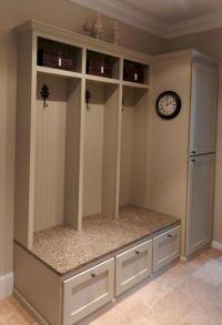 Mudroom Laundry Room Storage Ideas (Mudroom Laundry Room ...