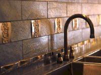 Kitchen Backsplash Tile Copper (Kitchen Backsplash Tile ...