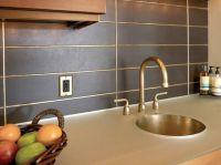 Metal Kitchen Backsplash (Metal Kitchen Backsplash) design ...
