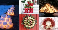 Best 28+ - Cool Outdoor Christmas Decorating Ideas - 40 ...