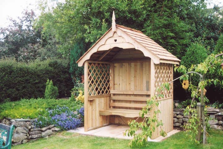 45 Garden Arbor Bench Design Ideas \ DIY Kits You Can Build Over - garden arbor plans designs