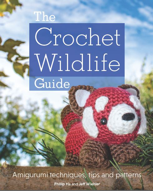 The Crochet Wildlife Guide Review + FREE Penguin Pattern + Giveaway