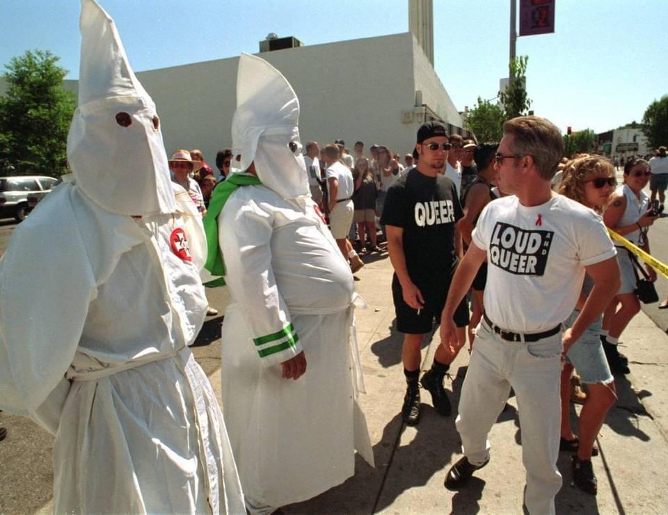 GOP Delegate Compares LGBTQ Community To Ku Klux Klan