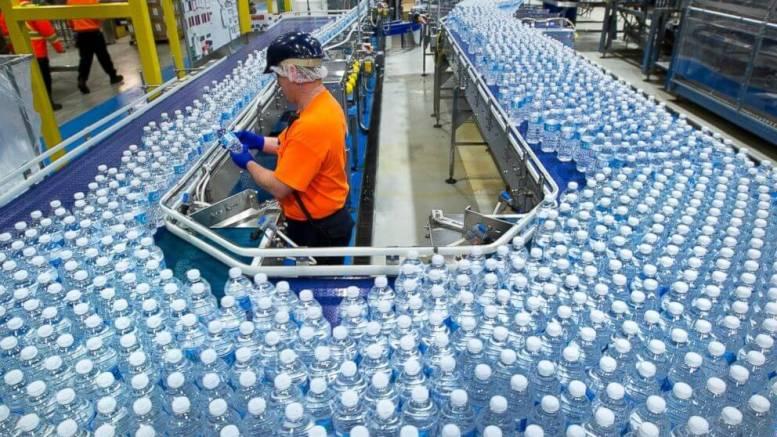 Nestle Bottling Plant