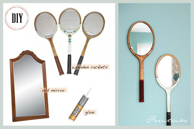 how to make tennis racket the forest