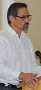 Regional Director David Murillo