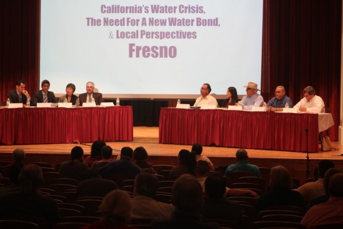 Fresno water bond hearing