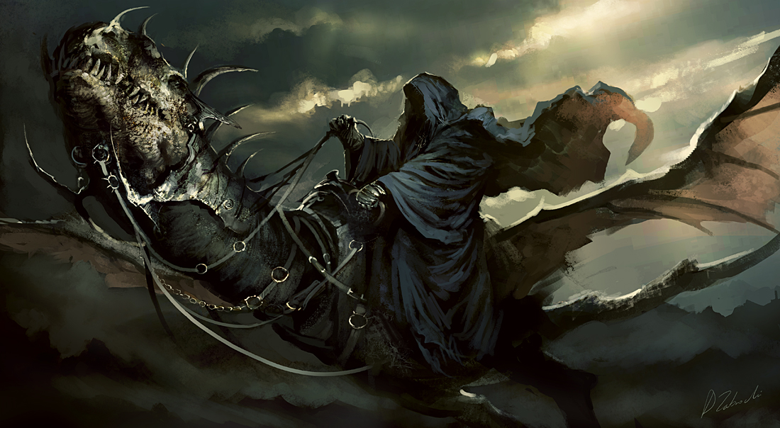 Overuse Of Capitalization Or How To Annoy A Resume Nazgul Digital Art Fribly