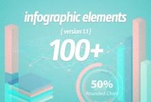 100+ Infographic Elements