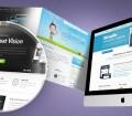Web Showcase PSD Mockups