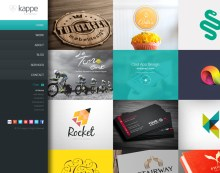 Kappe Free Website Template