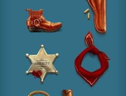 Cowboy Iconset