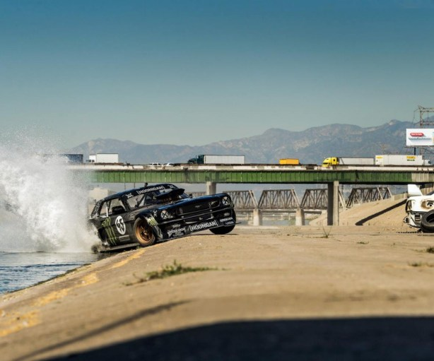 KEN BLOCK'S GYMKHANA SEVEN: WILD IN THE STREETS OF LOS ANGELES