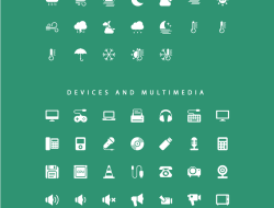 274 Free Vector Solid Icons