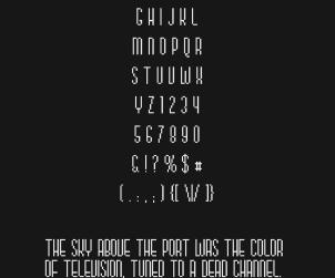 Balaclava Free Font