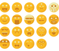 Pure CSS Smilies