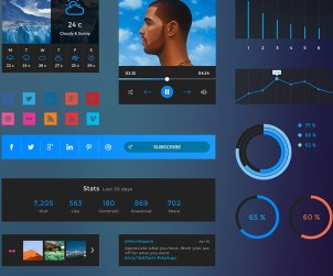 Free UI Elements Kit