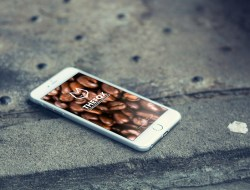 TheFox - Free iPhone 6 Mock-Ups Template