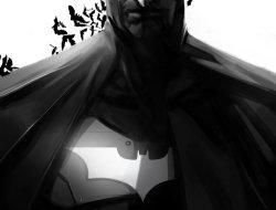 Batman Sketch