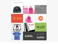 DribbbleFolio - Dribbble Portfolio HTML Template