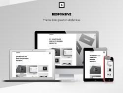 THOMSOON - Free Responsive Portfolio Template