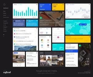 Free Dashboard UI Elements