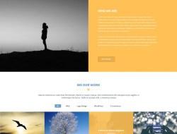 Free Multipurpose Website Template