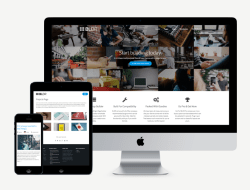 BLDR Free Multi-purpose WordPress Theme