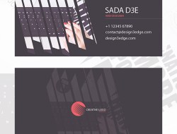 Freelance Business Card Design