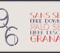 September Free Font