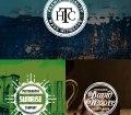Free Circular logos And Badges
