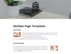 Shoreditch Free Responsive WordPress Theme