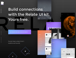 Relate Free UI Kit